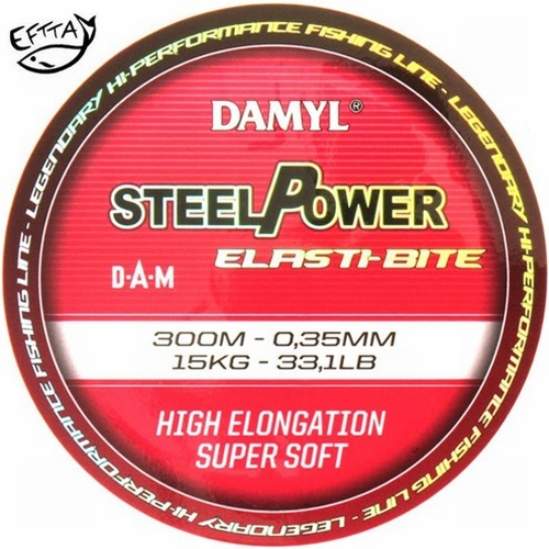 Damyl Steelpower elast-bite 0,20 tot 0,45 mm 300 meter